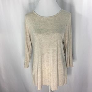 Pebble and Stone Women's Top Size Large